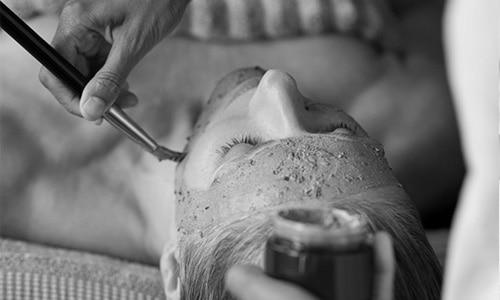 masque visage peel off pores dilates solution radicale pores dilates avant apres la baule bien-etre institut de beaute a la baule